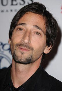 Adrien Brody. He's been in a few bad movies, but I love him, particularly his nose (and his role in Darjeeling Limited)