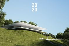 Fran Silvestre Arquitectos is a Spanish Architecture and Design Studio, formed by a group of professionals that are focus on residential, cultural. Spanish Architecture, Pavilion Architecture, Minimalist Architecture, Architecture Design, Valencia, Concrete, Contemporary, Landscape, Exterior
