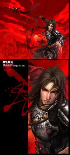 Ancient warrior 003 by heise.deviantart.com on @deviantART