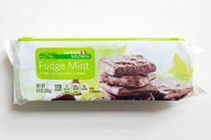 Safeway Kitchens Fudge Mint Fudge Covered Mint Cookies are VEGAN!