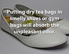 I wonder if this works because my softball cleats smell and so does my softball bag