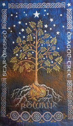 Rowan, Dragon Tree