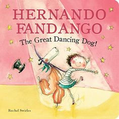 Our children's is 'Hernando Fandango'! 'Who will win the Big Ballroom Dance Competition? Read along or listen as Hernando Fandango and his very best friend Adelaide waltz, jive, and rumba their way through the competition. New Children's Books, Used Books, Dance Books, Who Will Win, Ballroom Dance, Love Reading, Childrens Books, Free, Dogs
