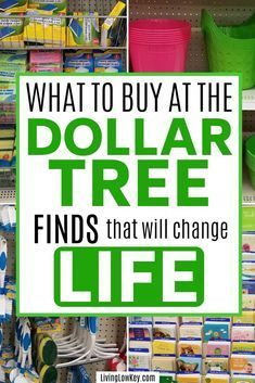 I love this guide! Everything you need to know about what to buy at the dollar tree! These money saving finds will change your life. I save so much money every year buying these items at the dollar tree. Dollar Tree Finds, Dollar Tree Store, Dollar Stores, Best Money Saving Tips, Money Tips, Saving Money, Money Savers, Money Hacks, No Spend Challenge