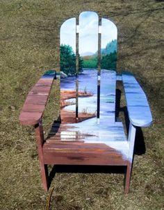 214 best adirondack chairs images outdoor furniture adirondack rh pinterest com