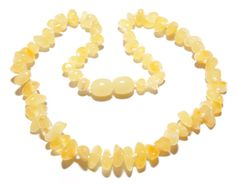 Genuine Baltic Amber Baby Teething Necklace Butter 30  by BLTAmber