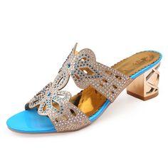 Mujer Zapatos PU Verano Confort Zapatos de taco bajo y Slip-On Talón de bloque Dedo cuadrada Beige / Verde / Rosa n1xtL