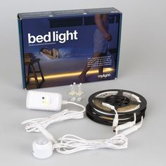 Bed Light Motion Activated Ambient LED Lighting