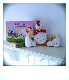Lotta en de pestvogel ♡ Verhaal voor jonge kinderen over omgaan met pesten !