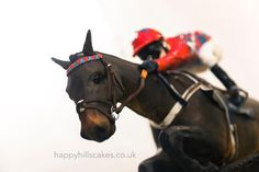 Race horse cake  - Cake by Happyhills Cakes