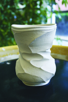 Throw, Facet, Throw: How to Create Beautiful Cups with Undulating Texture