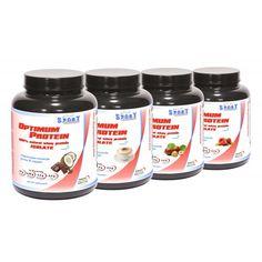 Proteine in polvere del siero di latte isolate (WPI)