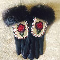 Alaska Native beadwork by Liisia Carlo Edwardsen