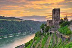 Valle Medio del Rin (Alemania) - Quiniela Traveler: los destinos a los que hay…
