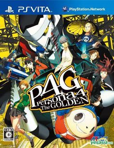 Persona 4 The Golden bought