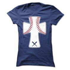 Baseball Cross - Version 2