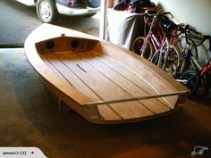 Plywood Boat, Wood Boats, Sailing Dinghy, Sailing Boat, Wooden Sailboat, Outrigger Canoe, Small Sailboats, Wooden Boat Building, Boat Projects