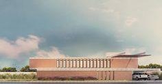 Render da Casa Atlântida.  #0e1representação #0E1 #TGL #0E1arquitetos