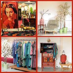 Let's have a look in our showroom | King Louie winter 2015 preview | winter geisha
