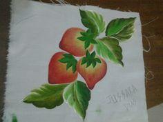 Sara said plantas e cactos  -  pintura de Jussara Dias