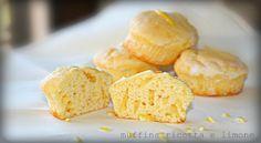 Dolcetti veloci,facili e buoni... direi che non serve aggiungere altro a questi muffins ricotta e limone