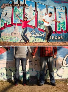 Austin Engagement Photo Locations