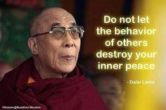 Dali Lama lessons