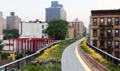 The High Line wandelpad