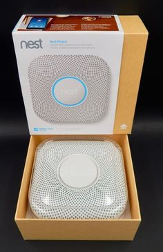 BRAND NEW Nest Protect Smoke Plus Carbon Monoxide, (Wired S3003LWES) - Open #nest
