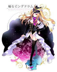 Mawaru Penguindrum - Princess of the Crystal - by Nardack