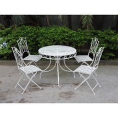 Looking for wrought iron outdoor furniture in Melbourne? Get all your wholesale iron furniture needs, contact Channel Enterprises on 03 9548 7566 . Wrought Iron Outdoor Furniture, Iron Furniture, Outdoor Furniture Sets, Garden Mirrors, Garden Windows, Heron Fountain, Wall Plant Holder, Slate Stone, Outdoor Tables