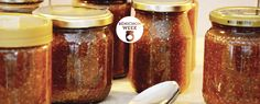 Qooking.ch | La Moutarde de Bénichon Pickles, Cucumber, Sausage, Traditional, Food, Apple Butter, Mustard, Meal, Recipes