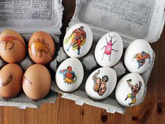 """24 Easter Egg Designs To Dye For 