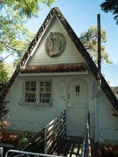 the fairy house, brisbane, australia. Brisbane Queensland, Brisbane Australia, Brisbane Gold Coast, Ol Days, Sunshine State, Good Ol, Ancestry, Tiny Houses, Childhood Memories