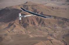 solar impulse airplane
