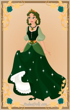 This is my representation of the birthstone for the month of May, which is Emerald. It may be a bit of a cliche, but I liked the idea of giving this one. Birthstones: May Emerald Disney Dolls, Disney Art, Cleopatra Pictures, Art Nouveau Disney, Azalea Dress Up, Heinrich Heine, Birth Month Flowers, Zodiac Art, Zodiac Signs
