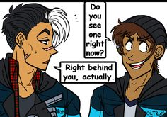 Theyll Learn The Truth Eventually By Dapanda Voltron Paranormal Investigation Team Au Lance And Shiro