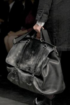 bag crush. D & G FW13 collection