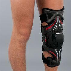 Alpinestars Fluid Tech Carbon Knee Brace Left