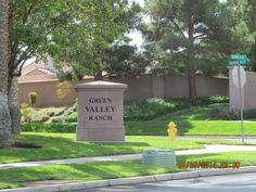 Green Valley Ranch Real estate in Henderson Nevada. Zip code 89052