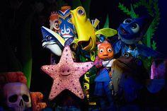 Disney World | Animal Kingdom | Finding Nemo -The Musical