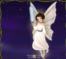 Fairy Princess Leia Organa by LadyIlona1984 on deviantART
