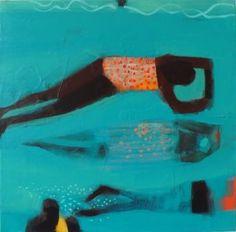 Australian Artist, Becky Blair