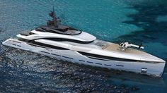ISA GT67 Yacht Concept Aims to Conquer the World