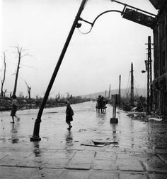 Hiroshima, September, 1945 | Hiroshima and Nagasaki: Photos From the Ruins | LIFE.com