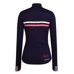 Rapha Womens Long Sleeve Brevet Jersey AW14   Sigma Sport