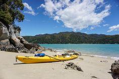 Abel Tasman et la Golden Bay | Nouvelle-Zélande | Blog voyages ➡ Prenez Place