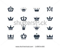Crown icons by popcic, via Shutterstock