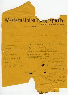 Glass was | the Street — / It came his | turn to beg—, ca. 1880. Emily Dickinson Envelope poem.