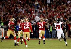 49ers Close Out Candlestick in Grand Style 20 Photos from the Game